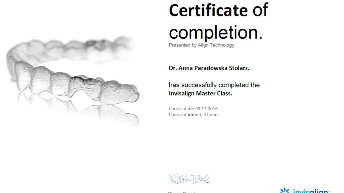 Invisalign Master Class